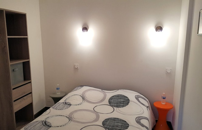 LES GITES DU BASSIN APPARTEMENT ORANGE 2 - Castelnaudary