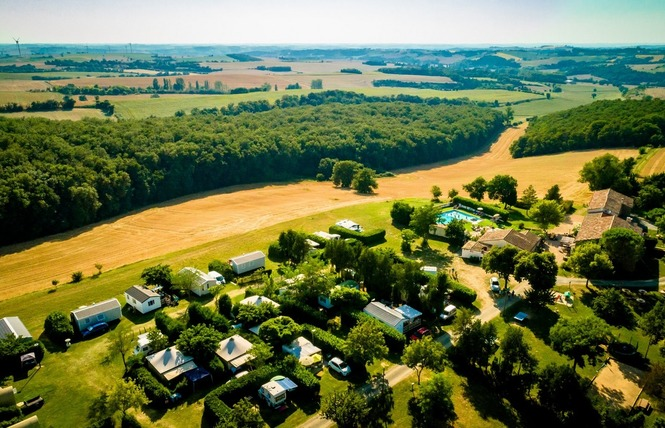 CAMPING DOMAINE SAINT LAURENT 10 - Montferrand