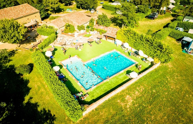 CAMPING DOMAINE SAINT LAURENT 5 - Montferrand
