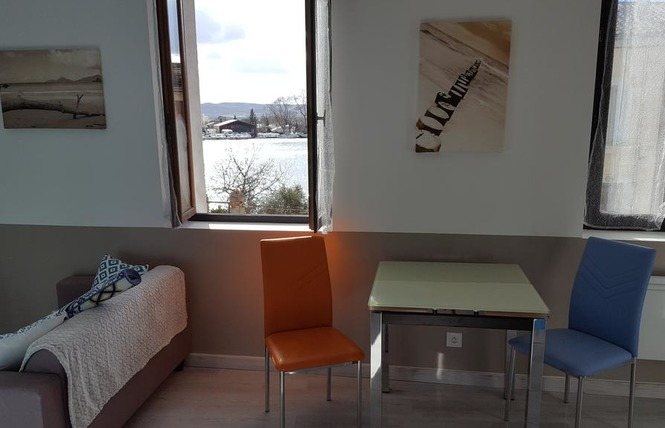 LES GITES DU BASSIN APPARTEMENT ORANGE 1 - Castelnaudary